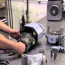 Remanufatura de bomba hidráulica de palheta