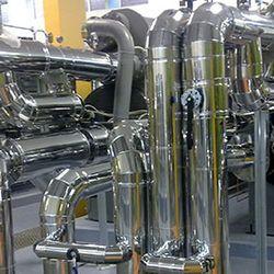 Manutenção de refrigeradores industriais