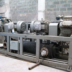 Manutenção mecânica em refrigeração e condicionador de ar