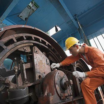 Manutenção preventiva industrial