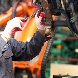 Reforma de máquinas industriais