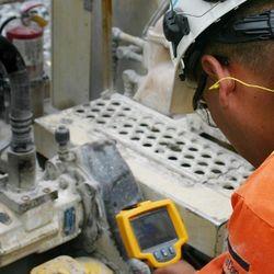 Manutenção preventiva na indústria