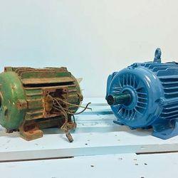 Enrolamento de motores elétricos abc