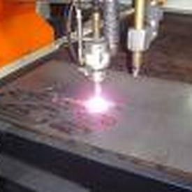 Manutenção em mesas CNC para corte