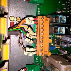 Serviços de manutenção elétrica industrial