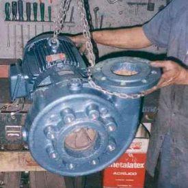 Conserto de bombas