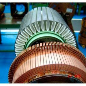Empresa de rebobinagem de motores