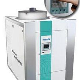 Manutenção de chiller para ressonância magnética