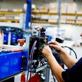 Manutenção corretiva industrial