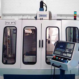 Reforma de máquinas operatrizes