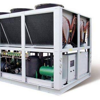 Manutenção de chiller acelerador linear abc