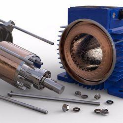 Enrolamento de motores elétricos