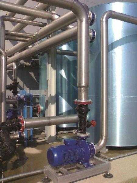 sistemas de refrigeração industrial chiller