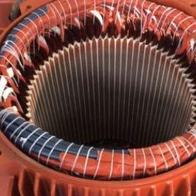 Rebobinagem de Motores Elétricos