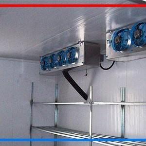 Câmaras frigoríficas manutenção