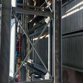 Empresa de manutenção de equipamentos industriais