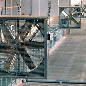 Manutenção climatizadores evaporativos