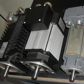 Manutenção de servo motor