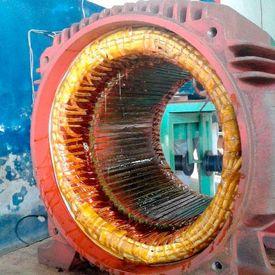 Manutenção preventiva de motores elétricos